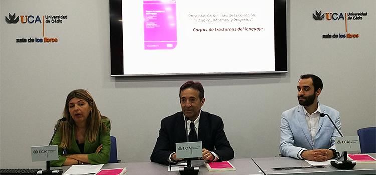 "UCA Editorial presents the book ""Corpus de Trastornos de Lenguaje"""