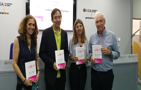 IMG El sello Editorial UCA presenta 'Cuestiones de Lingüística clínica'