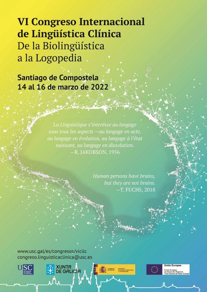 IMG VI Congreso Internacional de Lingüística Clínica. De la Biolingüística a la Logopedia (VICILC) – Llamada a contribuciones